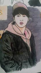 Jin color pencils by Lipzi664