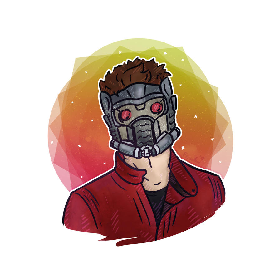 Starlord by 12teYoshi