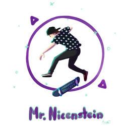 Mr. Nicenstein by 12teYoshi