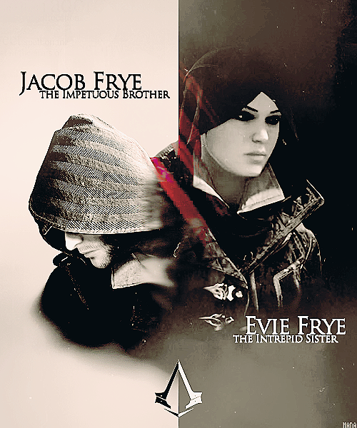 Evie And Jacob Frye Assassin S Creed Syndicate By Yamimana On Deviantart
