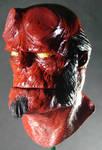 Painted Hellboy