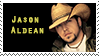 Jason Aldean Stamp by LightheartedLisa