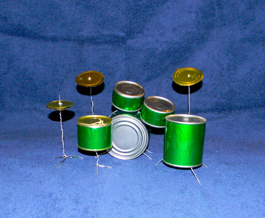 Tin Can Art And Crafts