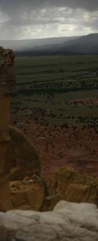 Chimney Rock Panorama