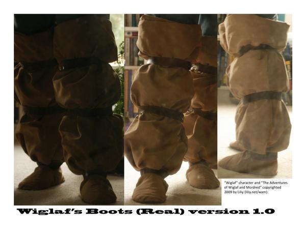 Wiglaf's Boots ver. 1.0