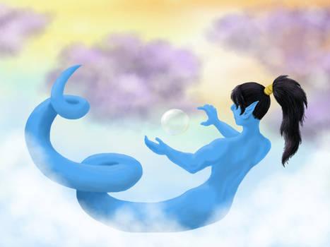 Djinn and Bubble