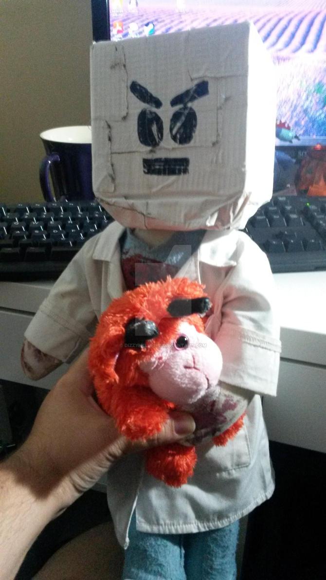 Cube Doll Hell Monkey