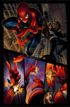 jorge Jimenez SpiderMan color