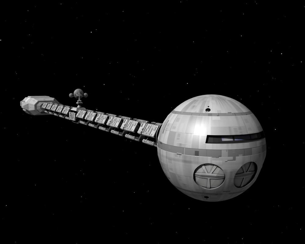 Spacecraft Discovery by Trekkie5000