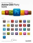 CS5 Flurry Icons