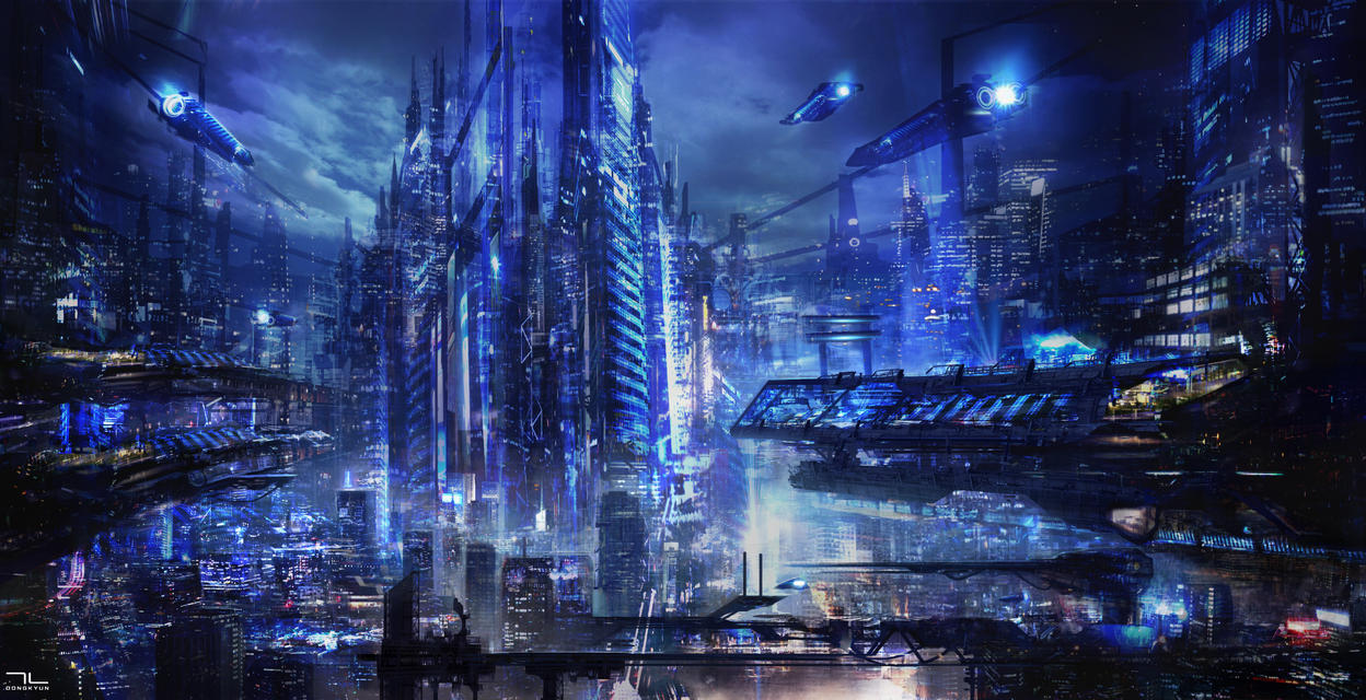 Future City by dONgkYuNi
