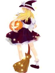 Happy Halloween by Imakitkat