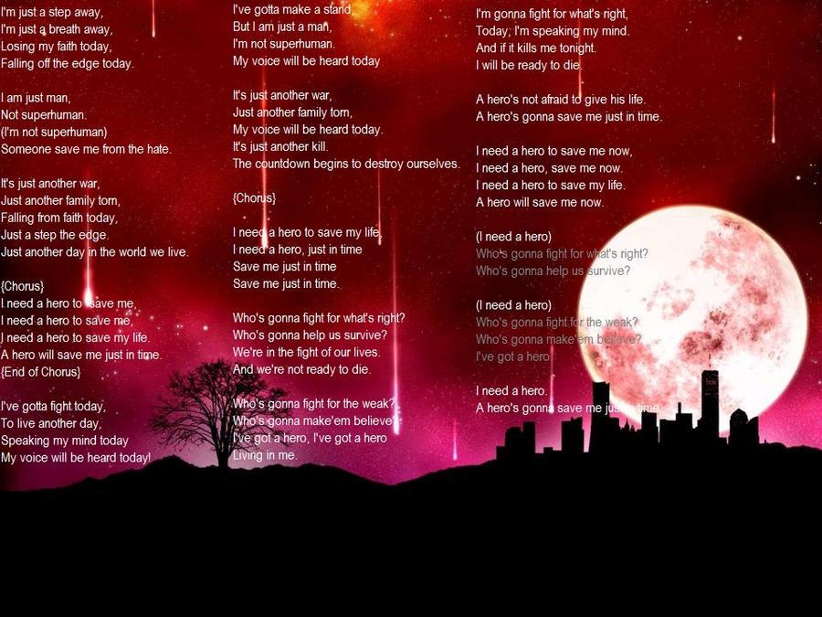 our hero icp lyrics the dating