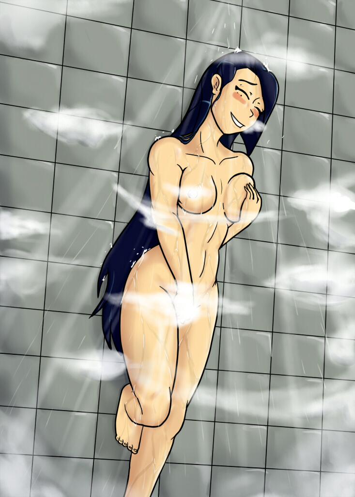 Luong shower by Nightblade69