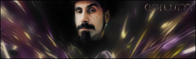 Serj Tankian Signature by rarunator