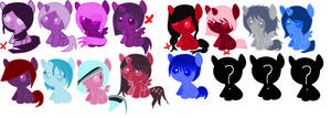 Foal adopts ( open)