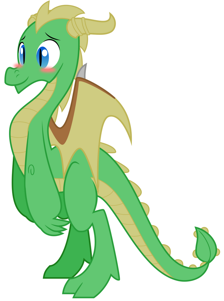 Phil's Dragon MLP Style by Petalierre