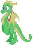 Phil's Dragon MLP Style