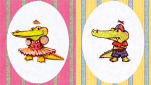 Alice and Alex Alligator