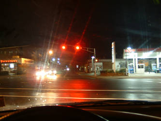 Night Lights by cometomorrow