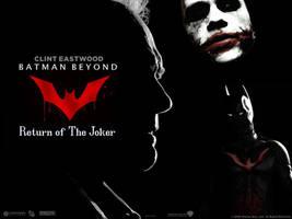 Live Action Batman Beyond RotJ by Eric-Scissorhands