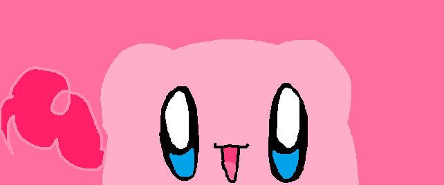 Kirby:PINKIE!