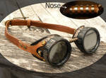 Steampunk goggles number 5