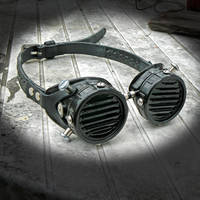 Industrial Goggles by mantisred
