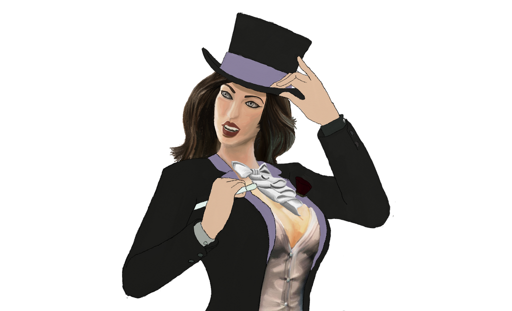 Zatanna Injustice Wallpaper &amp Background Images Pictures  Becuo