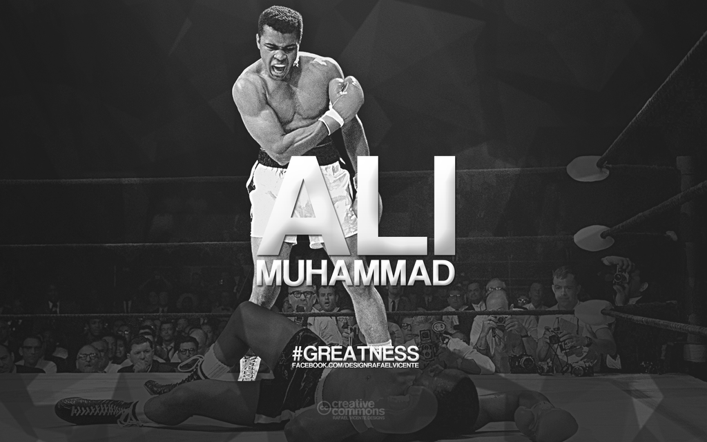 Muhammad ali greatness by rafaelvicentedesigns on deviantart muhammad ali greatness by rafaelvicentedesigns voltagebd Images