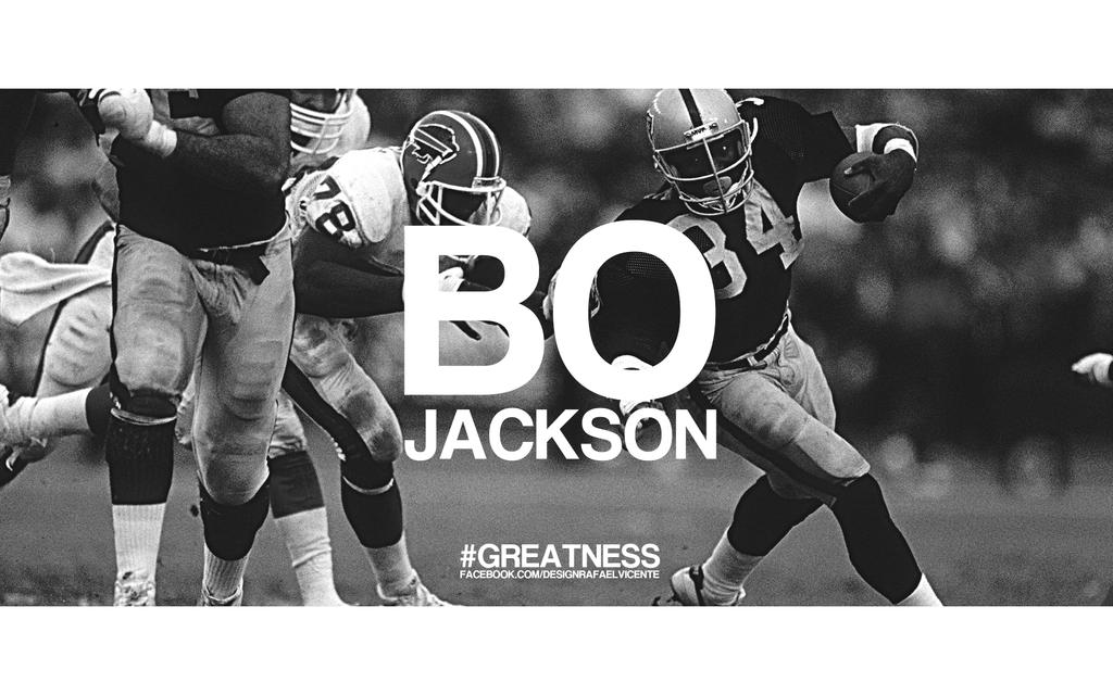bo jackson greatness by rafaelvicentedesigns on deviantart