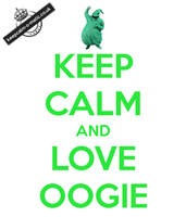 Keep calm and love Oogie by RussianRatigan