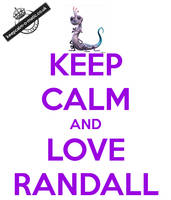 Keep calm and love Randall Boggs by RussianRatigan