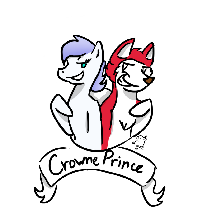 Hail to me - Crowne Prince by RussianRatigan