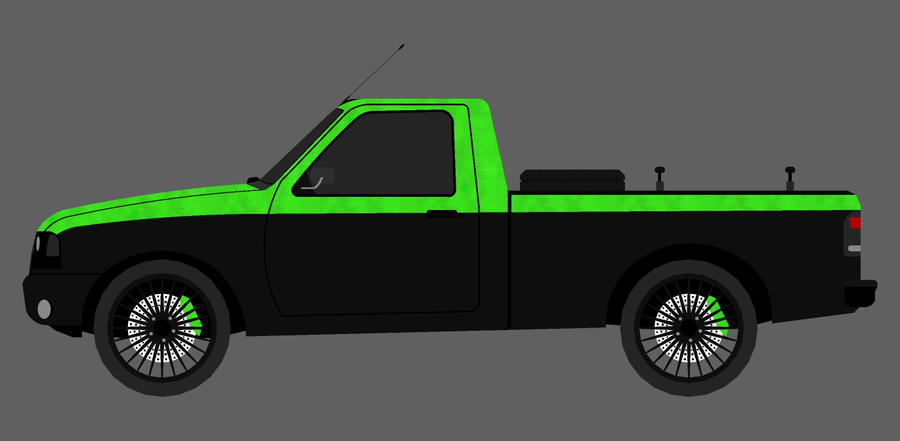 Pickup truck Illustrations and Clipart 2878 Pickup truck