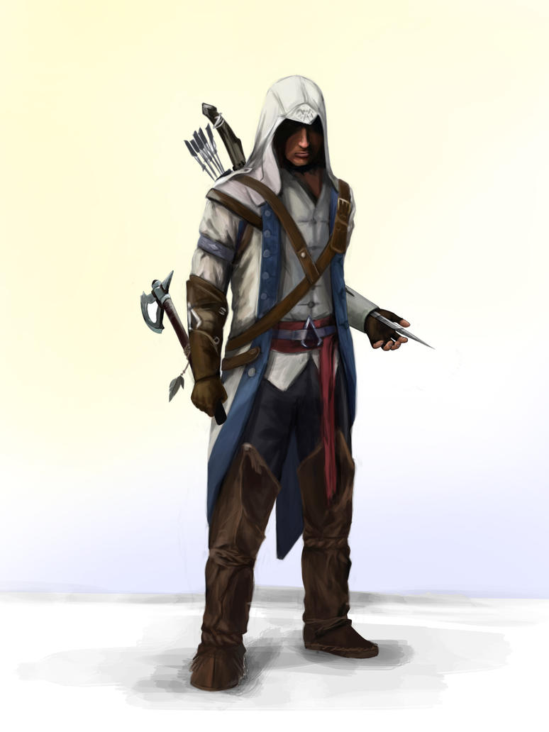 assassins creed 3 connor - photo #15