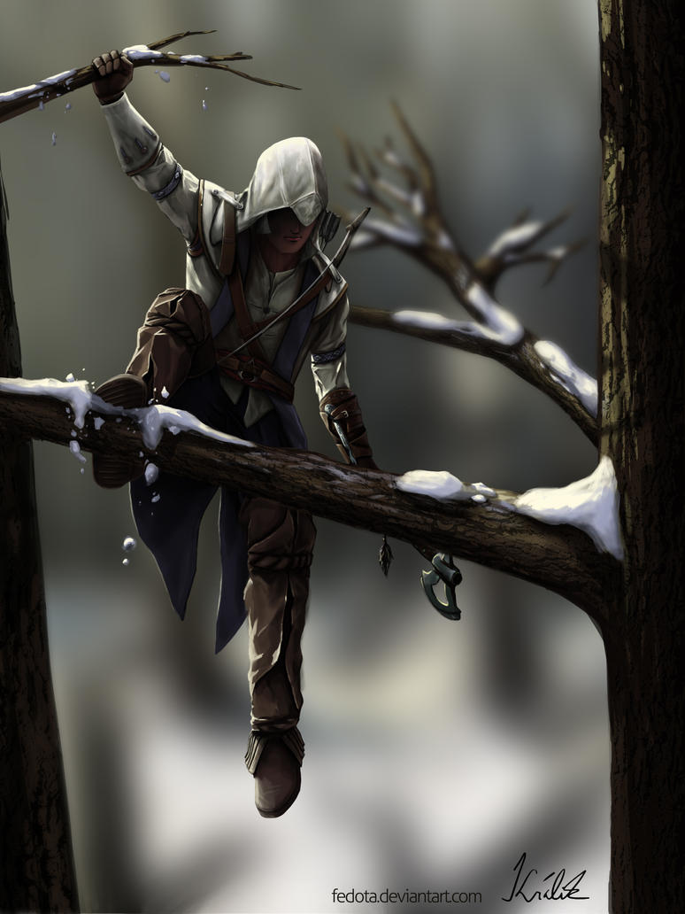 AC3 Connor by Fedota