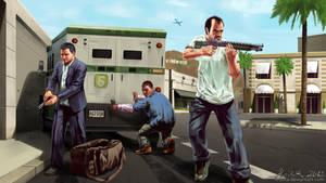 Grand Theft Auto V 4K