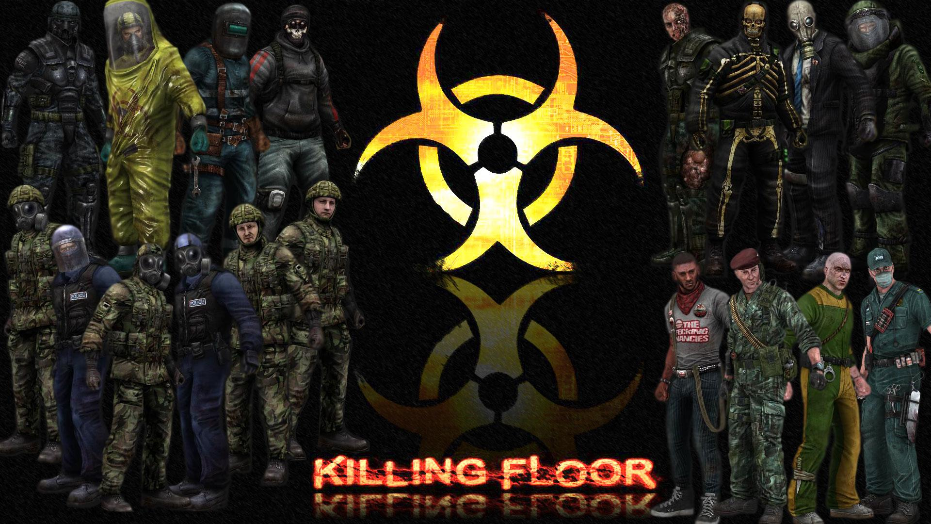 Killing Floor Wallpaper By Adrian3928 On DeviantArt