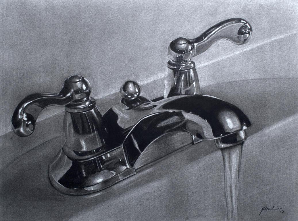 Shiny Faucet by DesertViper