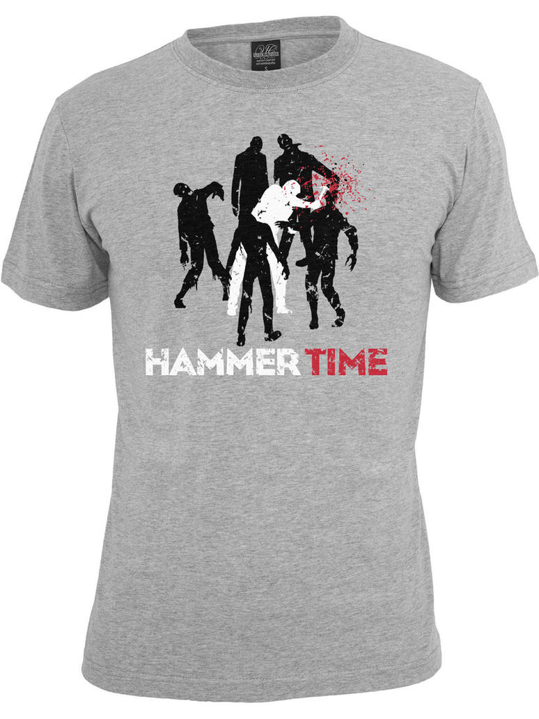 TWD - Hammer Time by DesertViper