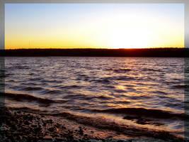 A sunset by DesertViper