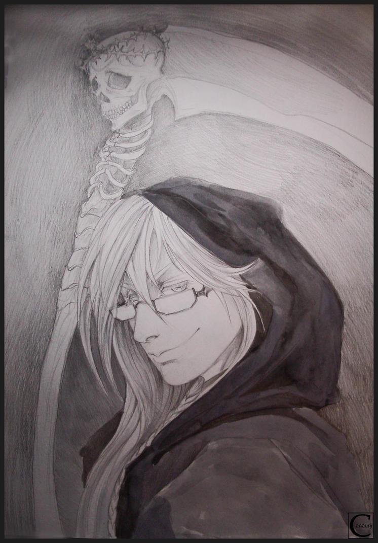 Grim Reaper by canaury