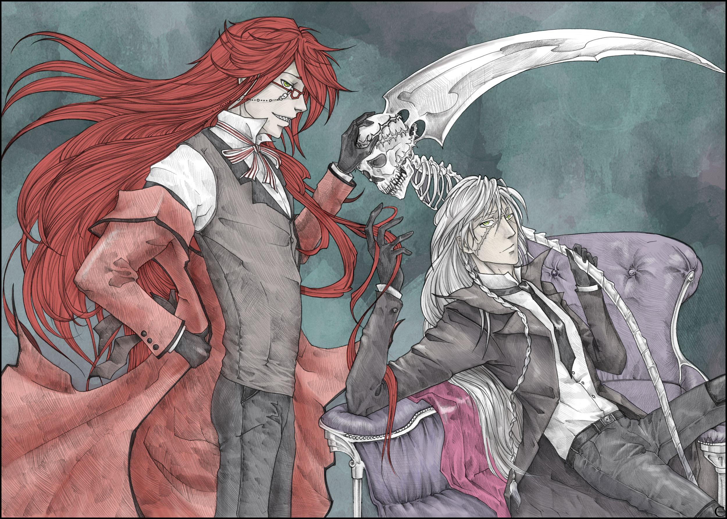 Undertaker_Grell_7 by canaury