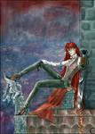 The Scarlet reaper