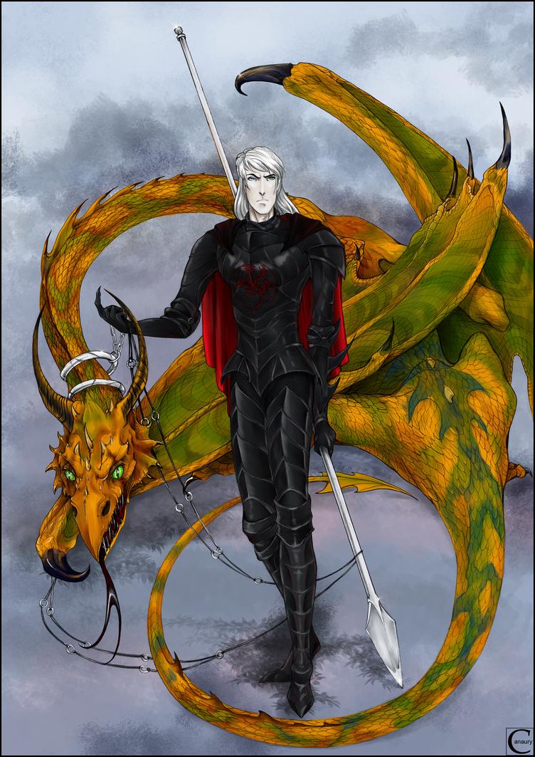 Kirk-Targarien by canaury