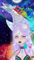 Artist elf - 2 - Artist Avatar Challenge