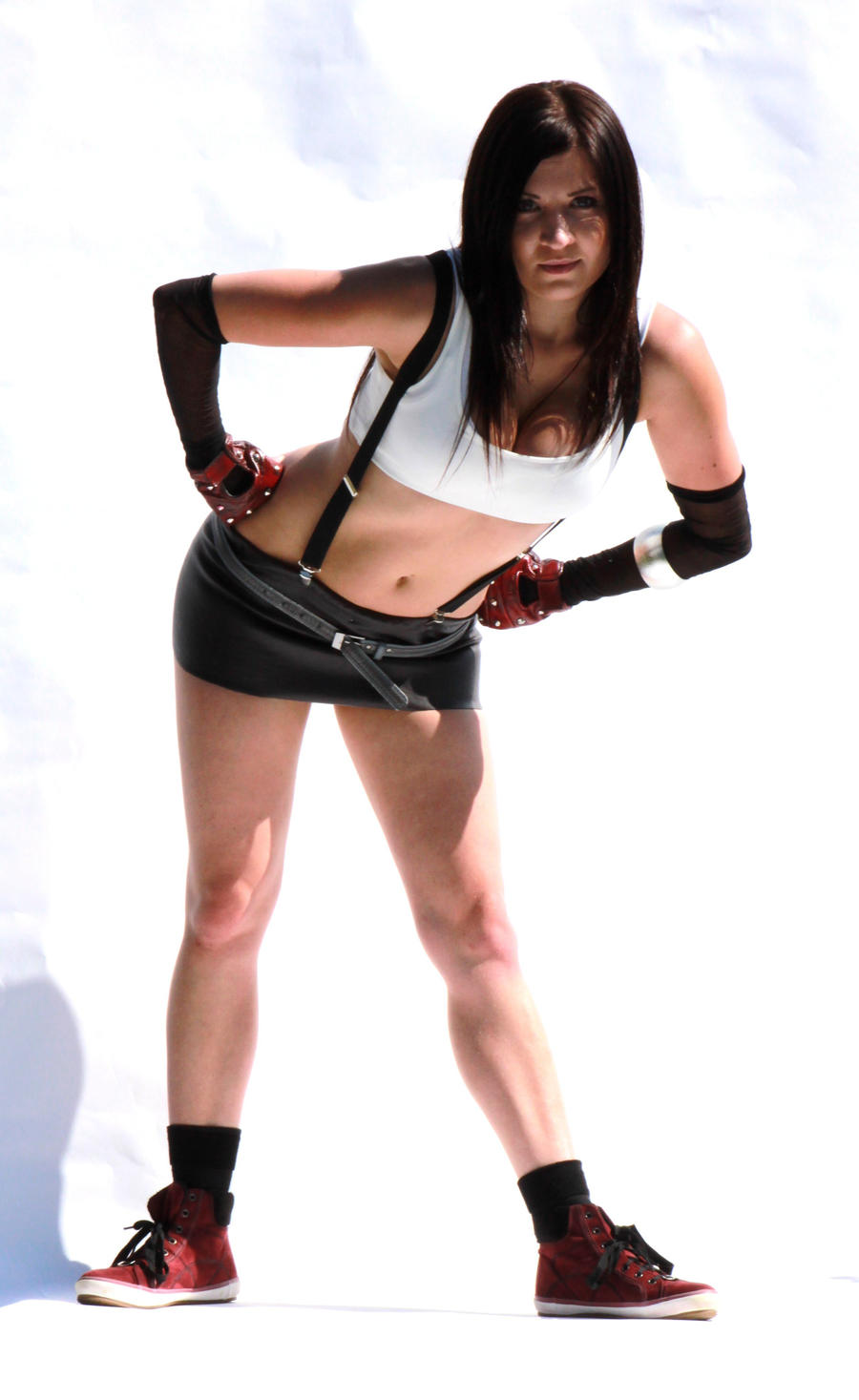 Tifa Lockhart (2) by Goldbrush