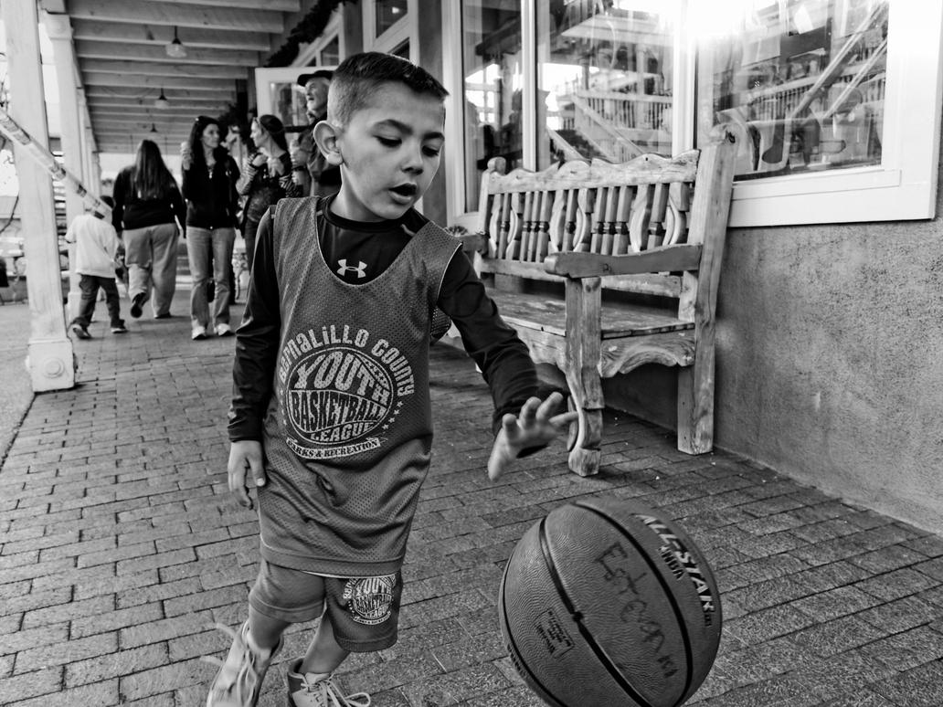 Street Ball by Vermontster
