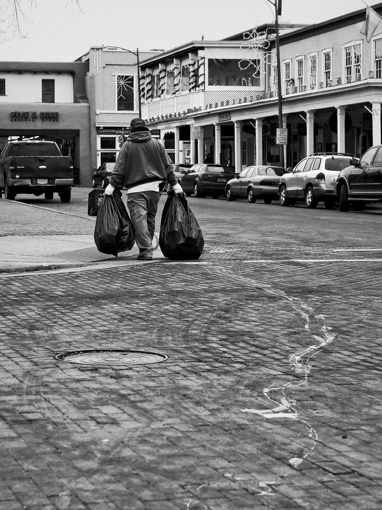 Trash Trail by Vermontster